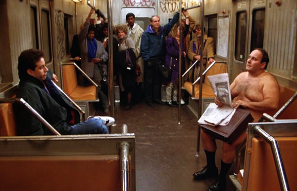 seinfeld-season-3-13-the-subway-jerry-naked-man-ernie-sabella-review-episode-guide-list