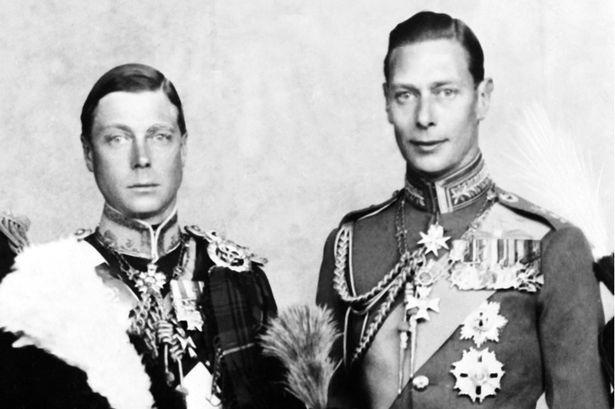 Edward-VIII-George-VI